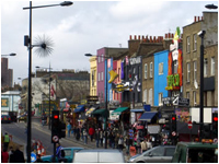 Free London Events - Talk the Walk London - Camden Town