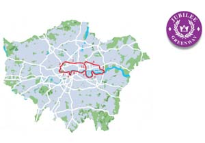 London Jubilee Greenway