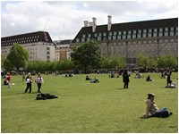 Free London Events - London Parks - Jubilee Gardens