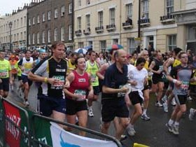 London Marthon