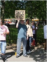 Free London Events - Free Hugs