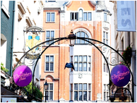 St Christophers Place - Free London Events