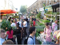 Columbia Road Market - 13
