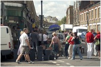 Columbia Road Market - 36
