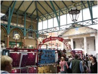 Free London Events - Covent Garden Market