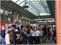 Free London Events - Covent Garden