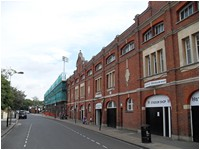 Free London Events - Talk the Walk London - Fulham Craven Cottage